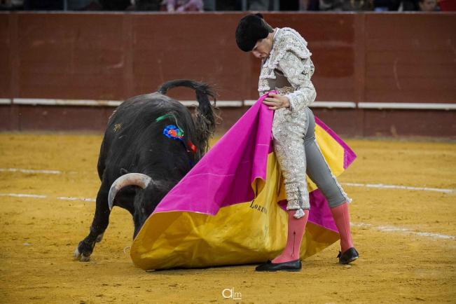 Álvaro Lorenzo toreó como muchos quieren y pocos lo hacen a la verónica. / Foto: Alvaro Marcos